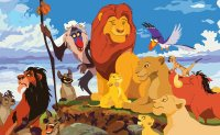 The Lion King Puzzle