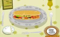 Μαγειρική - Φτιάξε Hot Dog