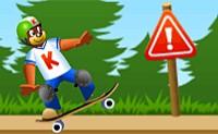 Skateboard, Τρελή αρκουδίτσα
