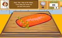 Μαγειρική - Φτιάξε Σούσι