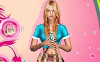 Ντύσε τη Britney Spears