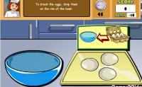 Μαγειρική - Φτιάξε Ομελέτα