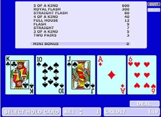 Αμερικάνικο Πόκερ 2